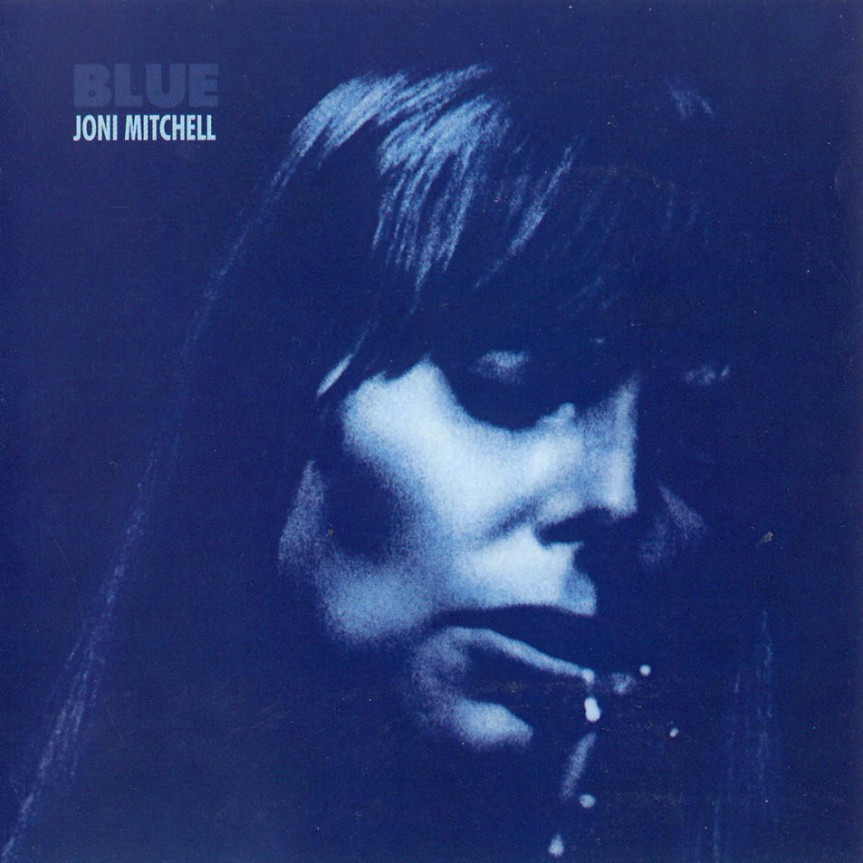 Joni Mitchell's Blue