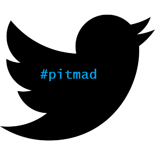 #pitmad- No Reason to Get Mad about Pitches