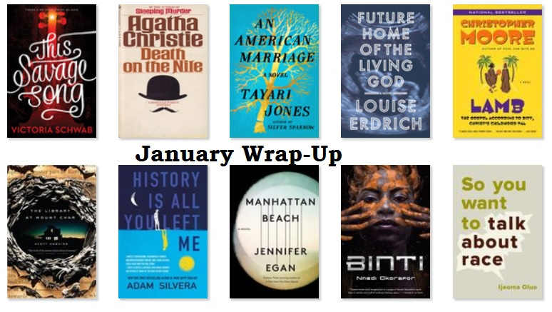 January Wrap-Up